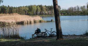 trasy rowerowe Bytom - Zalew Łęg