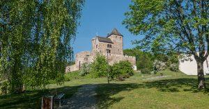 trasy rowerowe Gliwice - Zamek w Będzinie