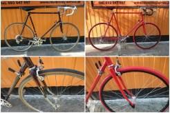 Renowacja roweru Panasonic z 1981 roku
