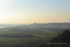 Na horyzoncie Sandomierz
