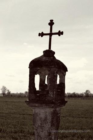 Kamienna kapliczka