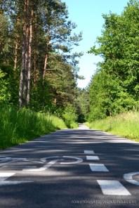 ścieżka rowerowa Busko-Zdrój - Kameduły