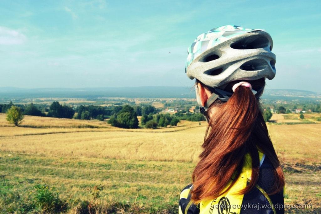 Las nie las, wieś nie wieś, ty mnie tam rowerze nieś - świętokrzyskie czaruje