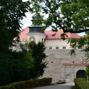 Zamek Pieskowa Skała.