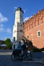 Rynek s Sandomierzu