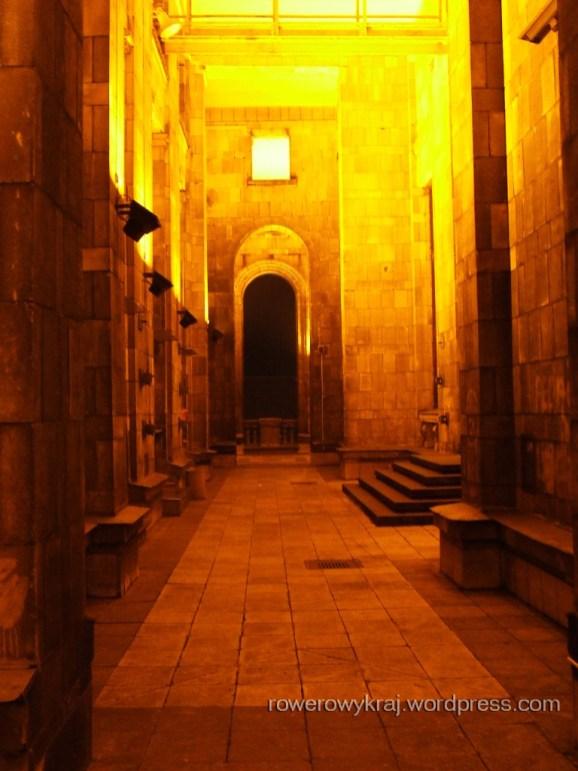 W korytarzach PKiN
