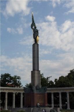 Pomnik ku chwale sowieckiego narodu w Wiedniu