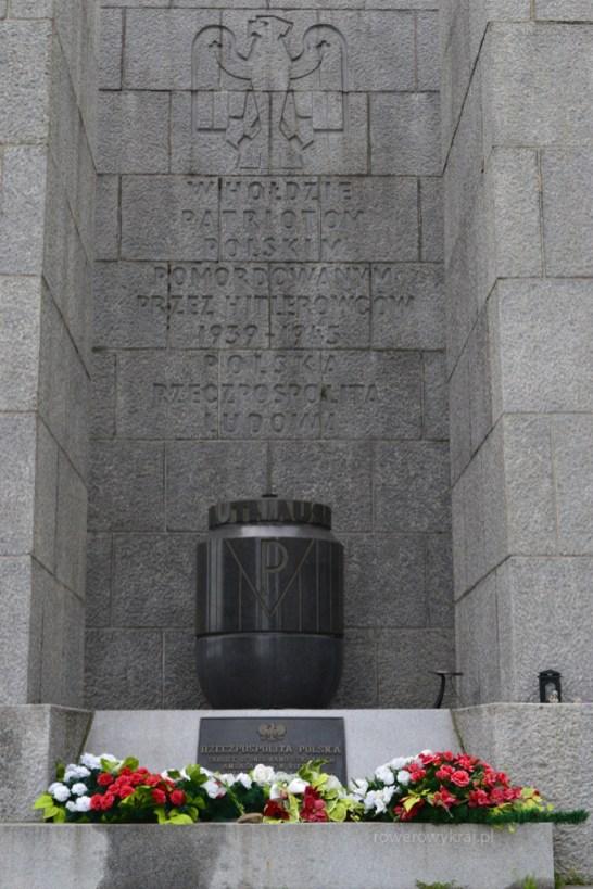 Polski pomnik w Mauthausen