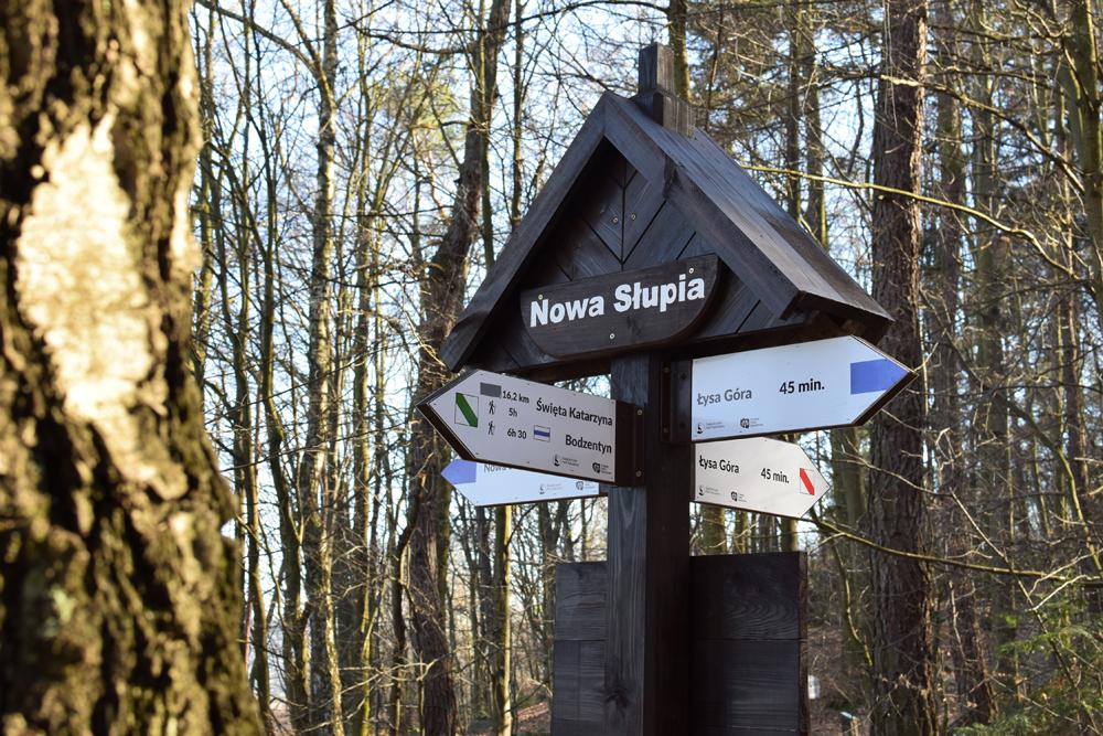 Śladem kolejki wąskotorowej. Szlak pieszo-rowerowy w sercu Gór Świętokrzyskich