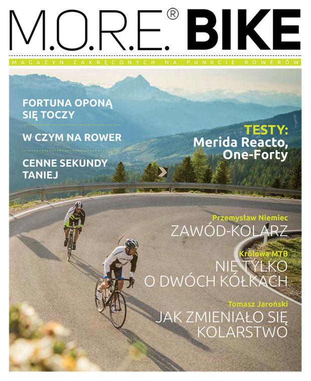 MORE BIKE_okladka