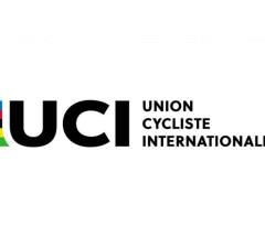 logo Międzynarodowej Unii Kolarskiej