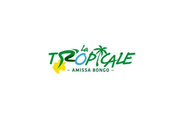 logo La Tropicale Amissa Bongo