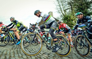 Peter Sagan bruki