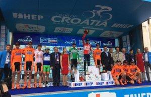 Podium Tour of Croatia