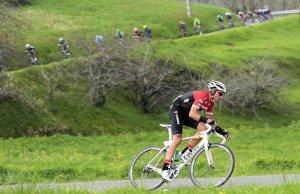 Alberto Contador na trasie Dookoła Basków