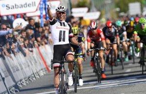 Michael Matthews wygrał pierwszy etap Dookoła Kraju Basków