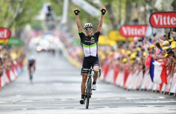 Zwycięski Edvald Boasson Hagen