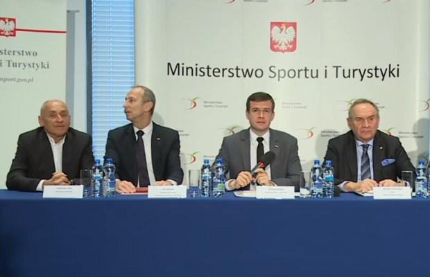 Witold Bańka konferencja