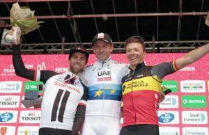 podium Eschborn-Frankfurt 2018
