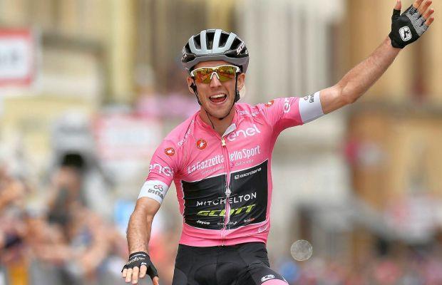 Simon Yates wygrywa w maglia rosa 11. etapy Giro d'Italia