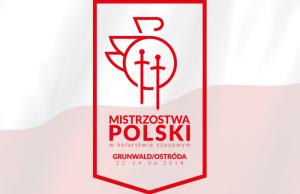 logo Mistrzostw Polski Ostróda 2018