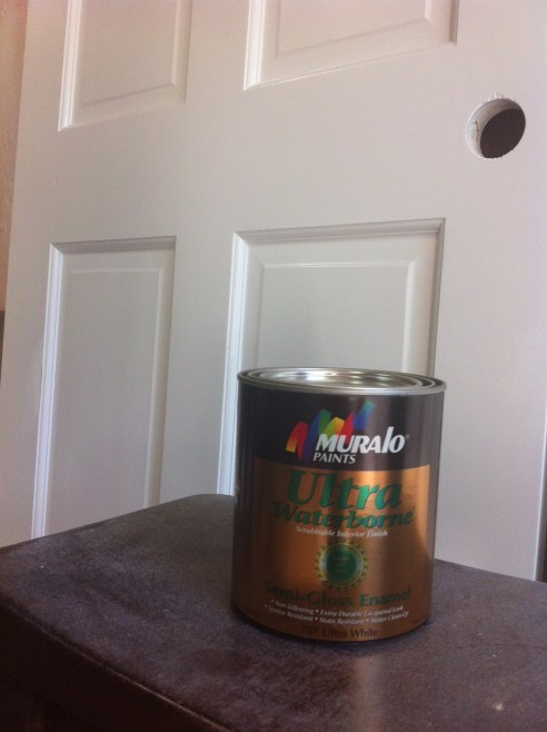 Top Coat Muralo Ultra Waterbourne Enamel