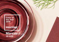 Pantone Colour Of The Year 2015 MARSALA