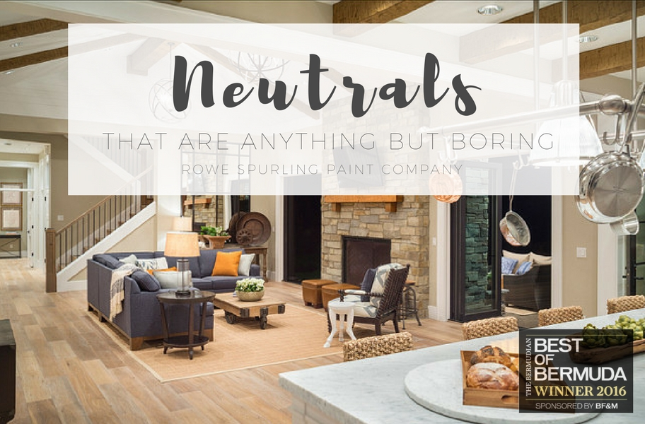 Neutrals That Are Anything But Boring