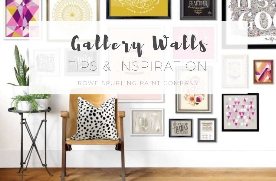 Gallery Wall Tips & Inspiration