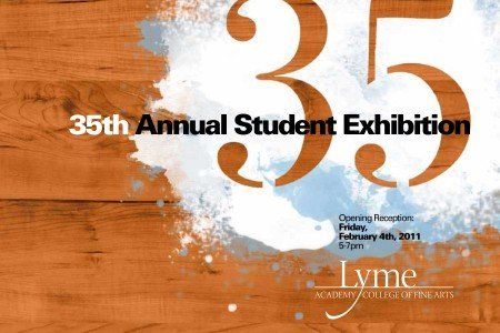 35th Student Show Announcement