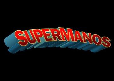 SuperManos Sketch