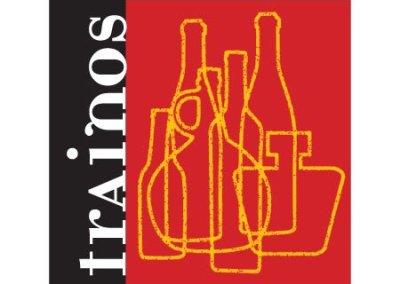 Trainos Logo Sketch