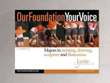 Lyme Academy  foundation