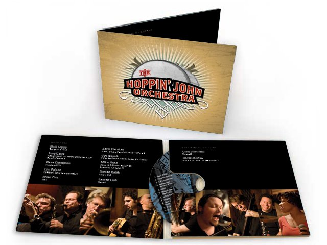 Hoppin' John Orchestra package