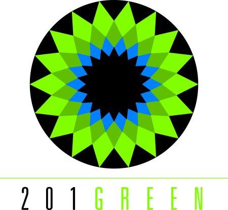 21 Green logo