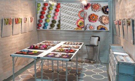 Linda May Studio Work