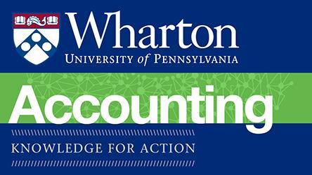 Wharton Accounting