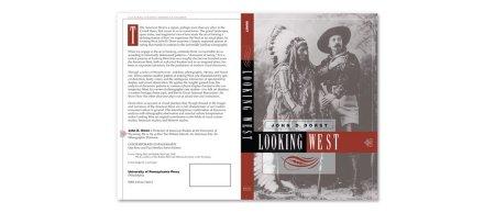 Looking West