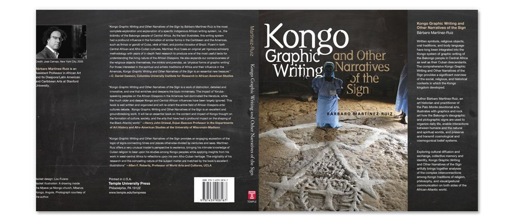 Kongo Graphic Writing