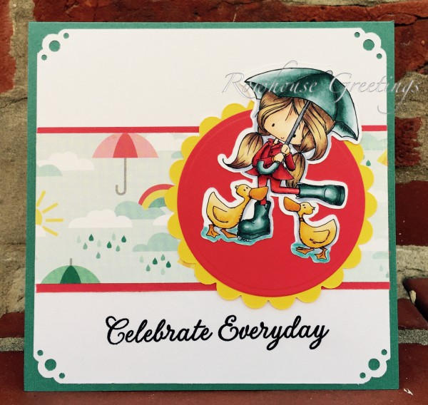 Rowhouse Greetings | Celebrations | Ducky Dance - Wryn by Tiddly Inks
