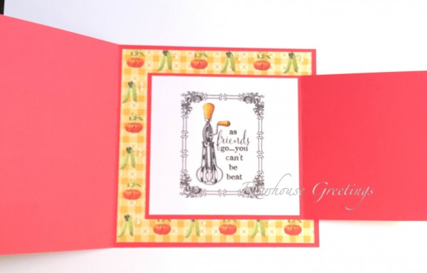 Rowhouse Greetings | Friendship | You Can't Be Beat by Create With TLC