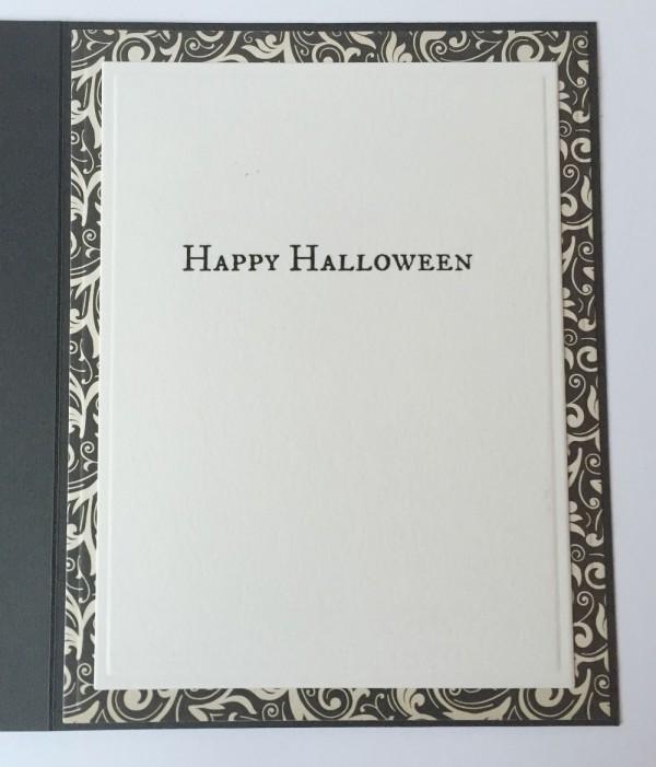 Rowhouse Greetings | Halloween | Happy Halloween Sentiment