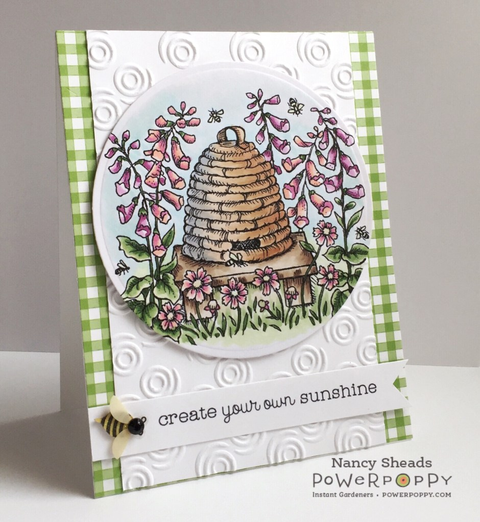 Rowhouse Greetings | Sweet Simple Things by Power Poppy