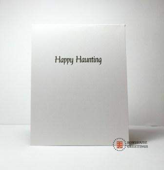 Rowhouse Greetings | Halloween