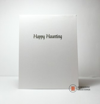 Rowhouse Greetings | Halloween