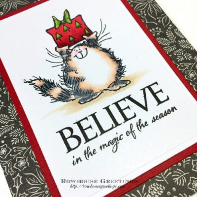 reetings | Joy to the World by Penny Black
