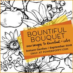Bountiful Bouquet by Power Poppy