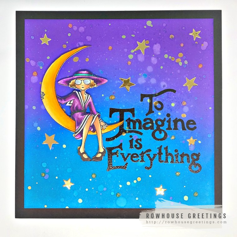 Rowhouse Greetings | Mary Engelbreit Wishing Upon a Star