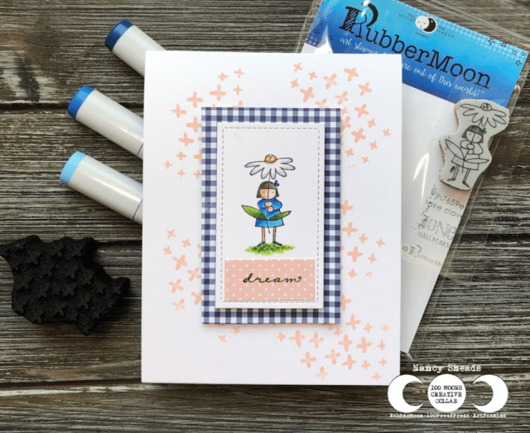 Rowhouse Greetings | Jone Hallmark Taking Clover by RubberMoon