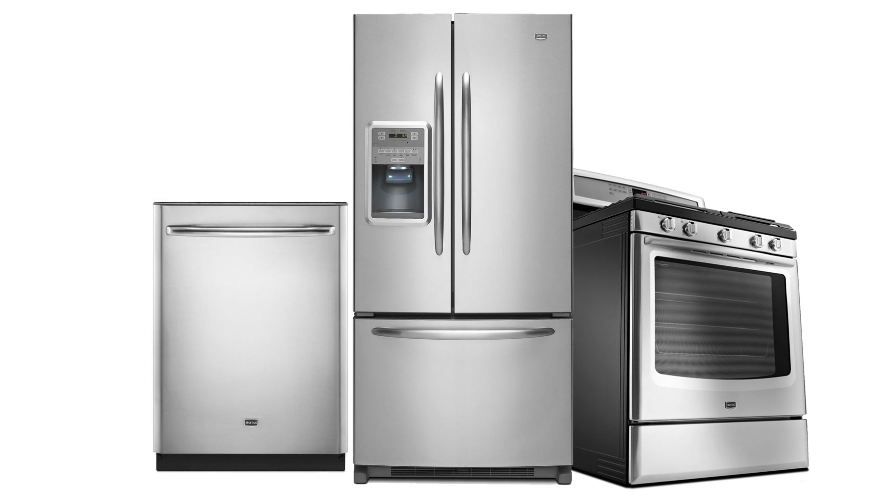 maytag kitchen appliances coffee color cabinets product review row house reno